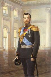 O czar Nicolau II