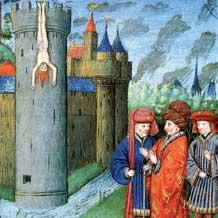Imagem que retrata uma execução ordenada por Chântillon