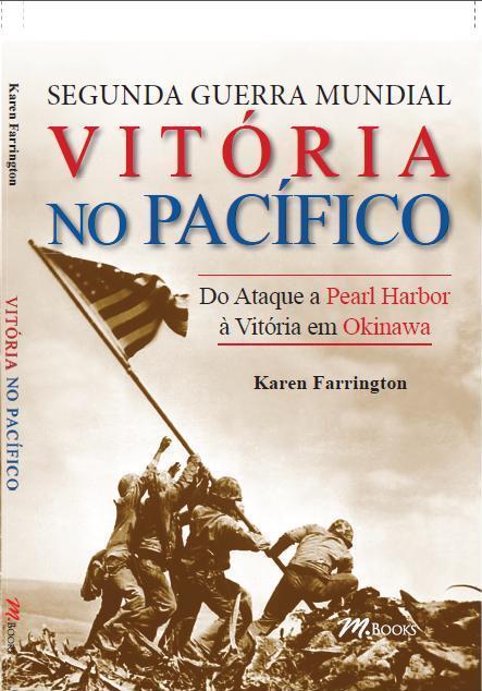 Capa do livro Vitória no Pacífico