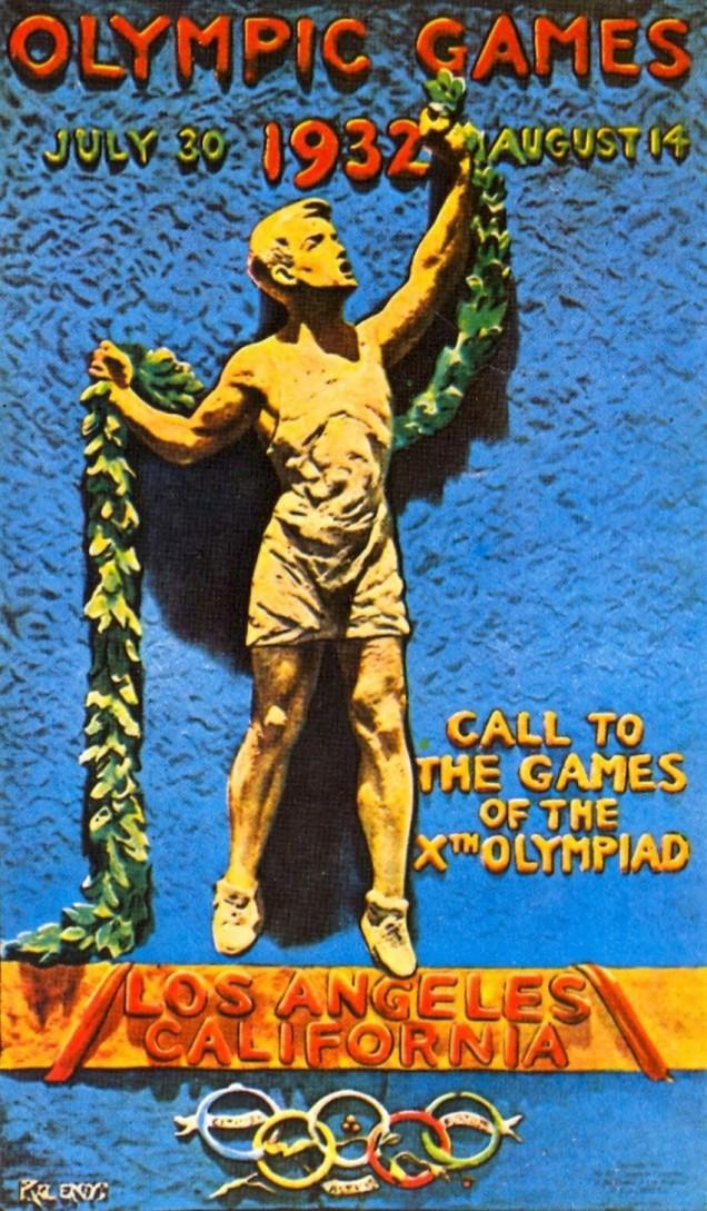 1932 - A segunda edição fora da Europa e a segunda edição nos EUA ocorreu em Los Angeles.