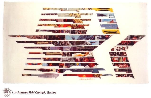 1984 - As Olimpíadas pelas terceira vez nos EUA e pela segunda vez em Los Angeles.
