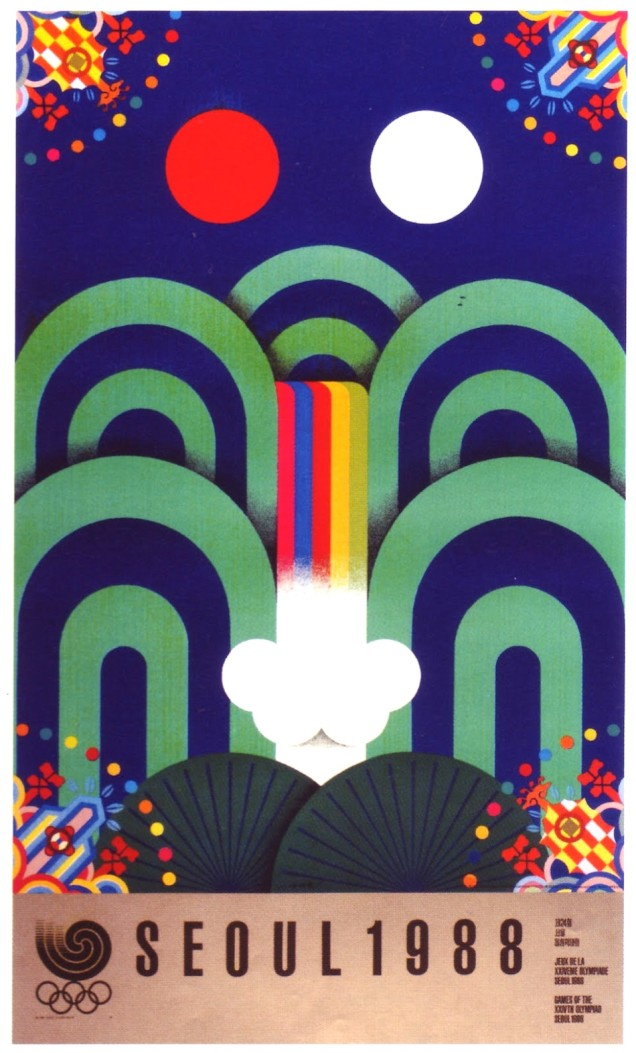 1988 - Seul  (Coréia do Sul)
