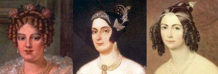 D. Leopoldina, a Marquesa de Santos e D. Amélia: Duas esposas e uma amante que marcaram a vida de D. Pedro I