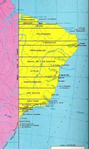 O mapa provavelmente errado que aprendemos