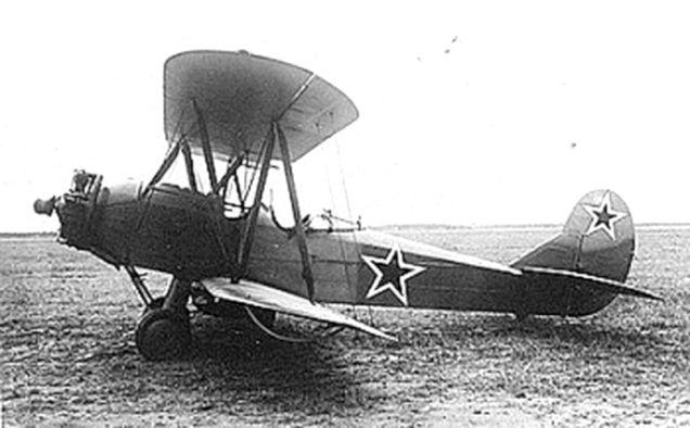 Biplano soviético largamente empregado em combate