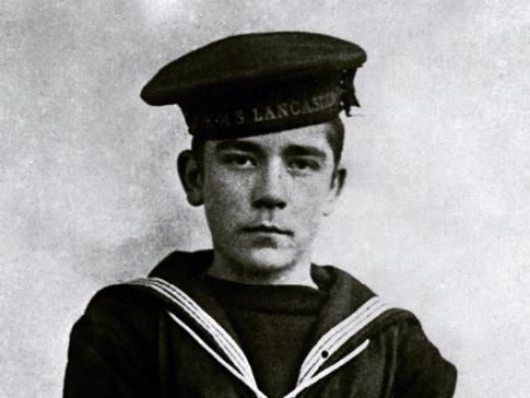 Tem Na Web - Jack Cornwell, o adolescente que virou herói da Primeira Guerra Mundial