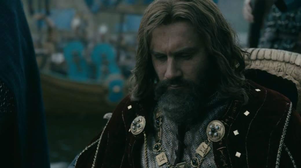 """Tem Na Web - Nem Ragnar nem Ivar. O Viking mais poderoso de todos foi HRÃ""""LF (Rollo)!"""